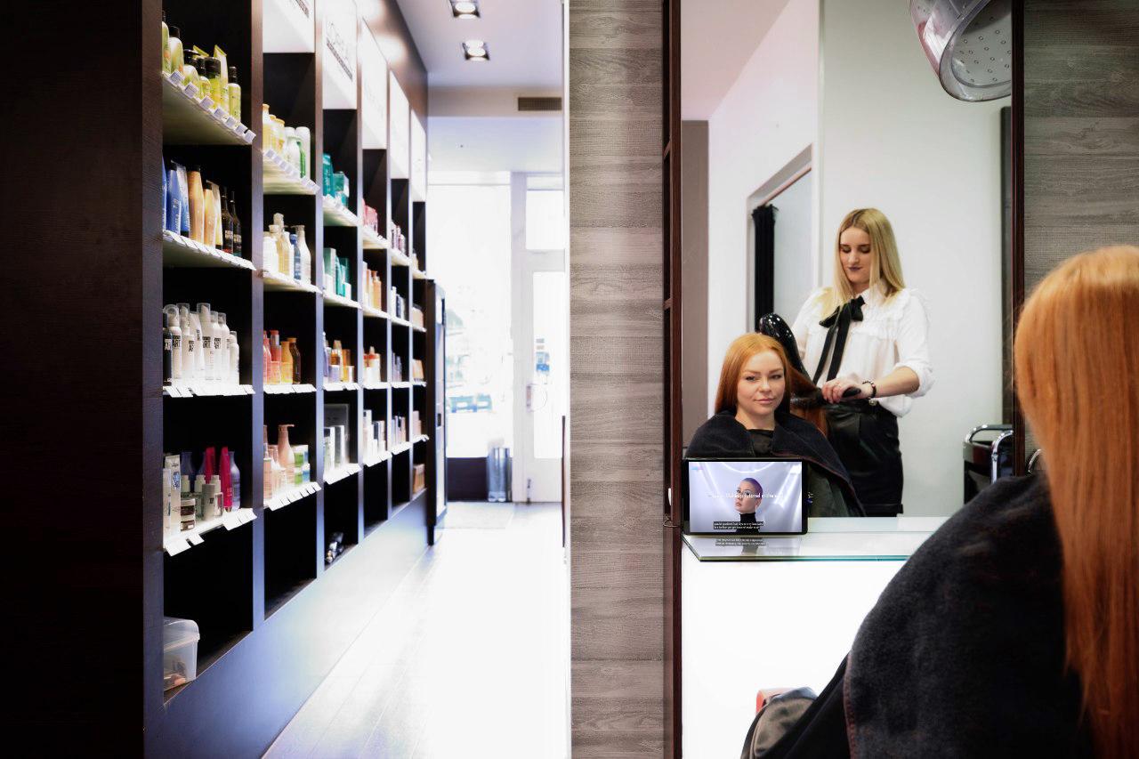 Salon-Marketing.org geöffnet auf Macbook, Tablet und Smartphone